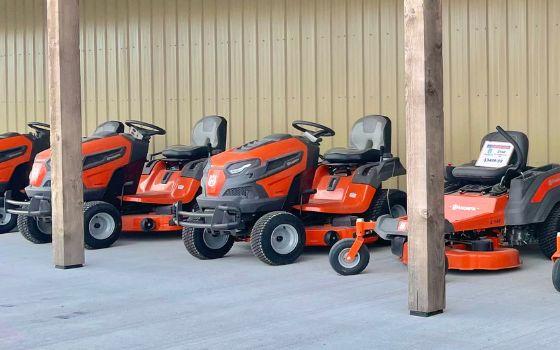 Husqvarna Tractors